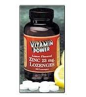 Zinc 23 mg Lozenges - 100 Lozenges