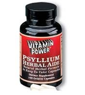 Psyllium Herbal Aide - 100 Capsules
