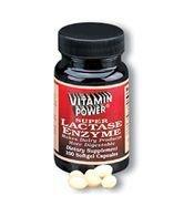 Super Lactase Enzyme - 100 Softgels