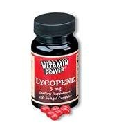 Lycopene - 100 Softgels