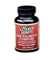 Saw Palmetto Complex - 30 Tablets