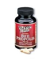 Bee Propolis 500 mg - 100 Capsules