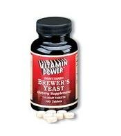Brewers Yeast (Hi B-Complex) - 100 Tablets
