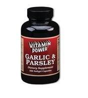 Garlic and Parsley - 100 Softgels
