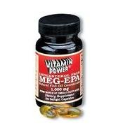 Meg EPA Caps (Maximum Omega 3 Fatty Acids) - 30 Capsules