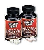 Protein Tablets - Vanilla - 100 Chewable Tablets
