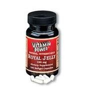Royal Jelly 100 mg - 100 Capsules