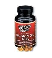 Salmon Oil EPA - 100 Capsules