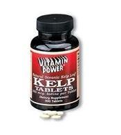 Sea Kelp - 300 Tablets