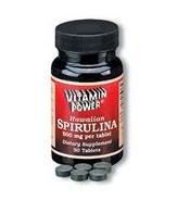 Spirulina 500 mg - 50 Tablets
