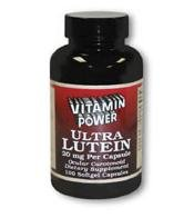 Ultra Lutein - 20 mg - 30 Softgels