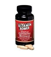 Triple Ginseng Royale - 90 Tablets