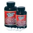 Calcium Citrate - 100 Tablets
