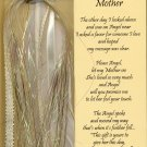 AN ANGEL'S TOUCH FEATHER  -   MOTHER