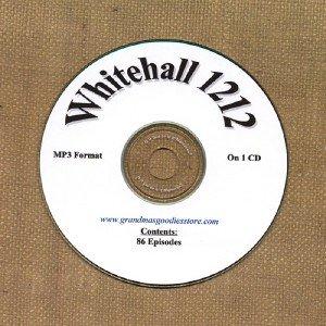 OLD TIME RADIO OTR  WHITEHALL 1212    86 GREAT EPISODES