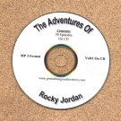 OLD TIME RADIO OTR THE ADVENTURES OF ROCKY JORDAN VOL#1