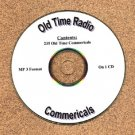 OLD TIME RADIO OTR OLD TIME RADIO COMMERICALS