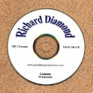 OLD TIME RADIO OTR RICHARD DIAMOND VOL #1