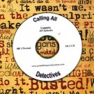 OLD TIME RADIO OTR  CALLING ALL DETECTIVES 105 EPISODES