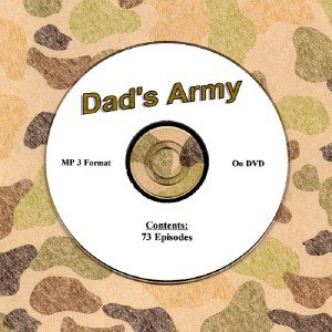 OLD TIME RADIO OTR   DAD'S ARMY 73 VERY FUNNY EPISODES