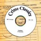 OLD TIME RADIO OTR   CRIME CLASSICS   51 EPISODES