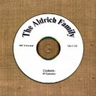 OLD TIME RADIO OTR  THE  ALDRICH  FAMILY  89 EPISODES