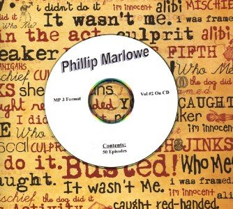 OLD TIME RADIO OTR   PHILLIP MARLOWE VOL#2  50 EPISODES