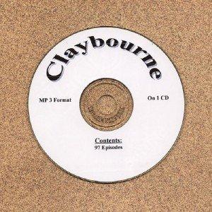 OLD TIME RADIO OTR   CLAYBOURNE  97 EPISODES