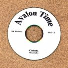 OLD TIME RADIO OTR  AVALON TIME   61 EPISODES  ON CD