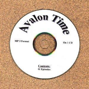 OLD TIME RADIO OTR  AVALON TIME   61 EPISODES  ON CD