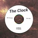 OLD TIME RADIO OTR   THE CLOCK   55 EPISODES ON 1 CD