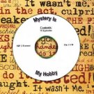 OLD TIME RADIO OTR   MYSTERY IS MY HOBBY  75 EPISODES