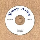 OLD TIME RADIO  OTR   EASY ACES   234 EPISODES