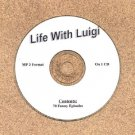 OLD TIME RADIO  OTR  LIFE WITH LUIGI  70 EPISODES