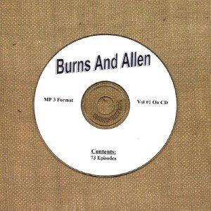 OLD TIME RADIO OTR  BURNS AND ALLEN VOL #1  73 EPISODES