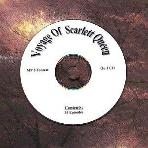OLD TIME RADIO OTR  VOYAGE OF THE SCARLETT QUEEN 33  EPISODES