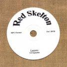 OLD TIME RADIO OTR    RED SKELTON   115 EPISODES ON DVD