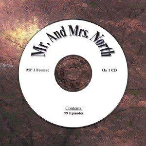 OLD TIME RADIO OTR   MR. & MRS. NORTH  59 EPISODES