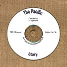 OLD TIME RADIO OTR  THE PACIFIC STORY VOL #4  24  EPISODES