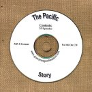 OLD TIME RADIO OTR  THE PACIFIC STORY VOL #6  25  EPISODES