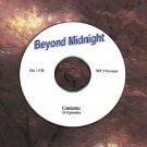 OLD TIME RADIO OTR  BEYOND MIDNIGHT 26  EPISODES ON CD