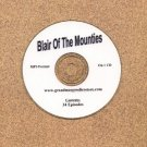 OLD TIME RADIO OTR  BLAIR OF THE MOUNTIES  34 EPISODES