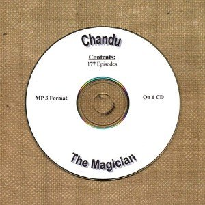 OLD TIME RADIO OTR  CHANDU THE MAGICIAN   177 EPISODES