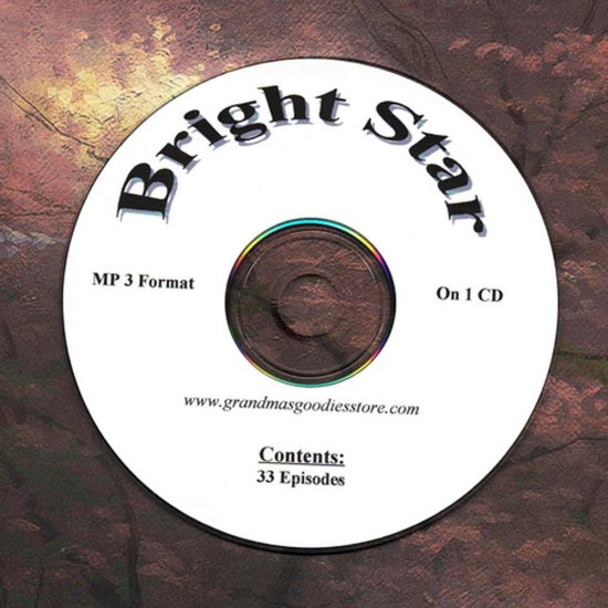 OLD TIME RADIO OTR   BRIGHT STAR  33 EPISODES   ON CD