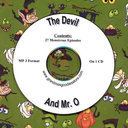 "OLD TIME RADIO OTR   THE DEVIL AND MR. ""O""  27 EPISODES"