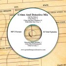 OLD TIME RADIO OTR  CRIME AND DETECTIVE MIX  42 EPISODES