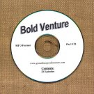 OLD TIME RADIO OTR  BOLD VENTURE  32  EPISODES