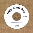 OLD TIME RADIO OTR  SPY CATCHER  24  EPISODES