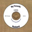 OLD TIME RADIO OTR  MY FAVORITE HUSBAND  CD #1  53 EPISODES