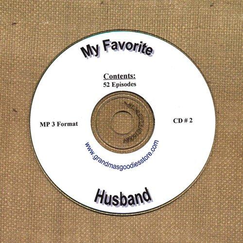 OLD TIME RADIO OTR  MY FAVORITE HUSBAND  CD #2  52 EPISODES